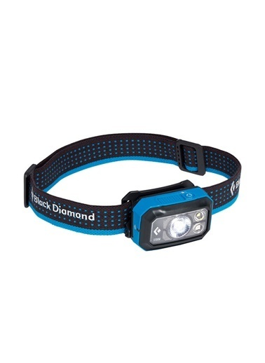 Black Diamond Storm 400 Headlamp Outdoor Kafa Lambası Mavi Mavi